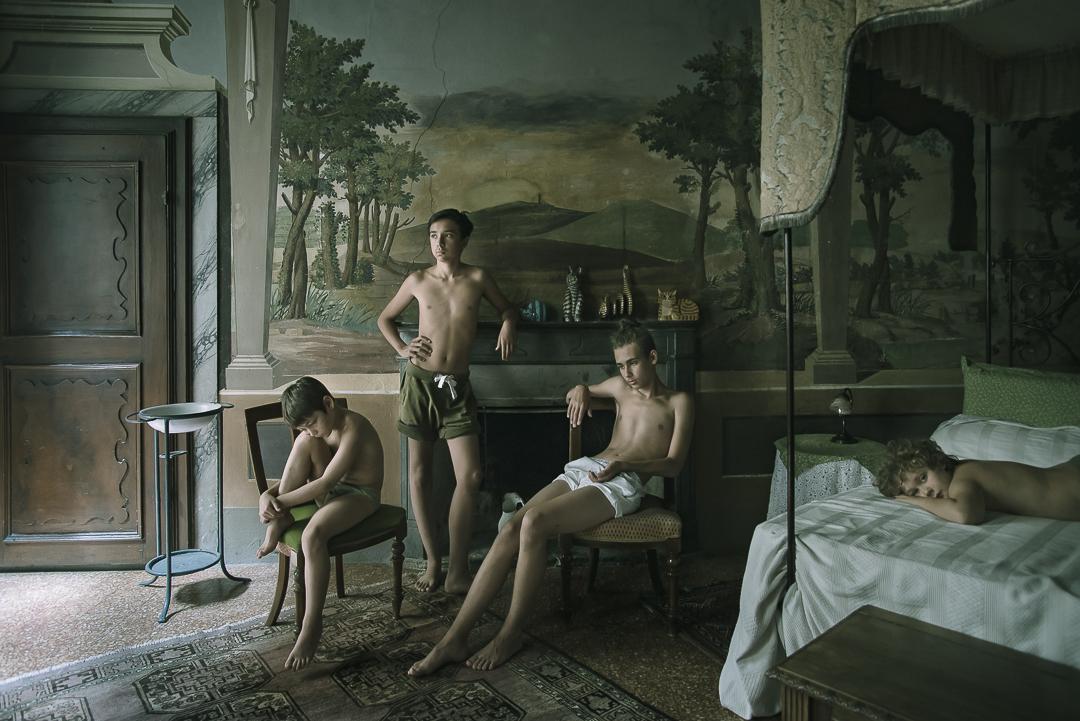 RITRATTO - Kazakova Marina